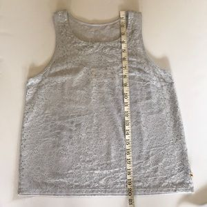 Hollister Tops - HOLLISTER GRAY LACE CAMI